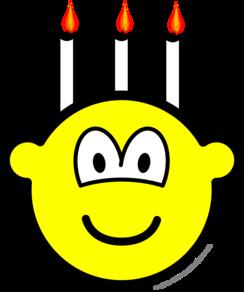 Verjaardagstaart buddy icon