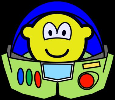 Buzz Lightyear buddy icon