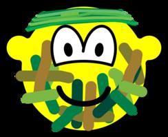 Gecamoufleerde buddy icon