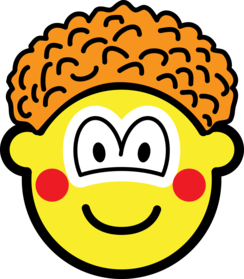 Clown buddy icon