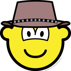 Cowboy buddy icon