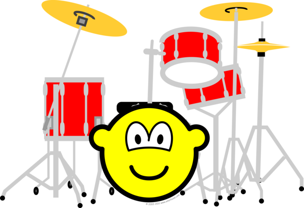 Drumstel buddy icon
