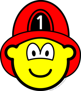 Brandweerman buddy icon