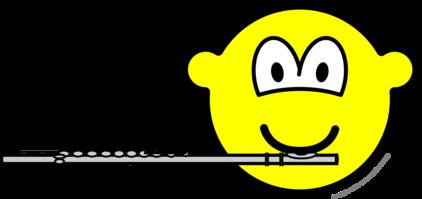 Dwarsfluit buddy icon