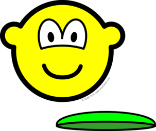 Frisbee buddy icon