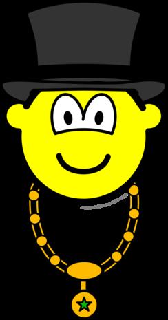 Burgemeester buddy icon