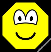 Achthoekige buddy icon