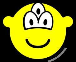 Drieoogige buddy icon