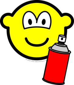 Graffiti buddy icon