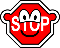 Stop buddy icon