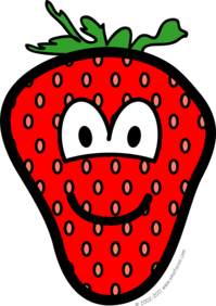Aardbei buddy icon