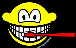 Tanden poetsende buddy icon