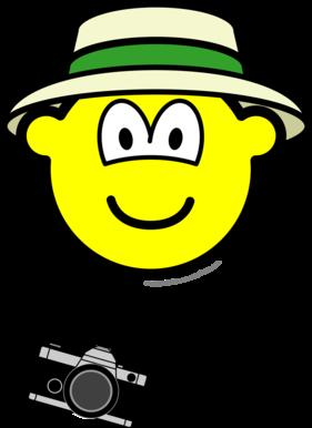 Tourist buddy icon