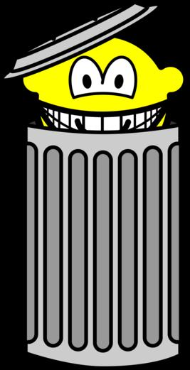 Vuilnisbak buddy icon