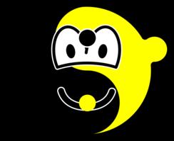 Ying Yang buddy icon