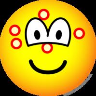 Acne emoticon