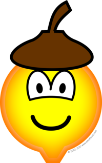 Eikel emoticon