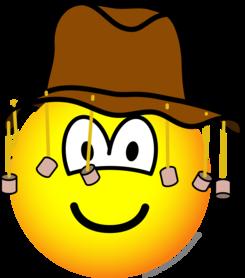 Australische emoticon