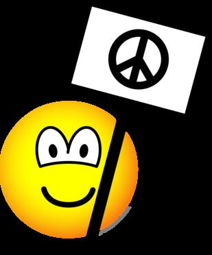 Geen kernwapens emoticon
