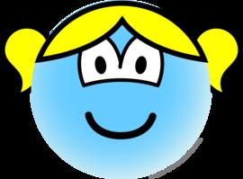 Bubbles emoticon