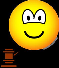 Voorzitter emoticon