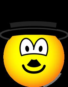 Charlie Chaplin emoticon