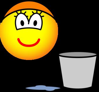 Assepoester emoticon