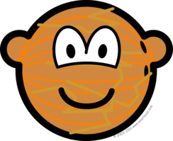 Kokosnoot emoticon