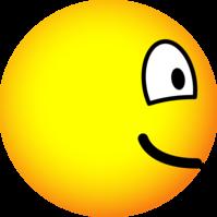 En profiel emoticon