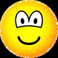 Fuzzy emoticon
