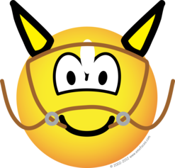 Paard emoticon