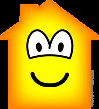 Huis emoticon