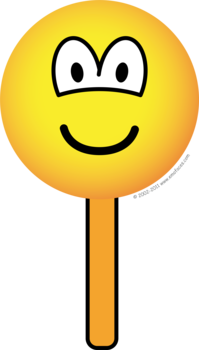 Waterijs emoticon