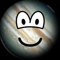 Jupiter emoticon