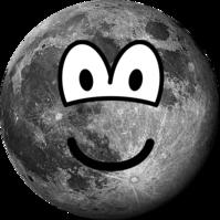 Maan emoticon