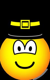 Thanksgiving emoticon