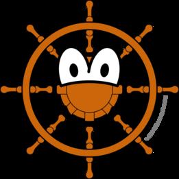 Scheepswiel emoticon