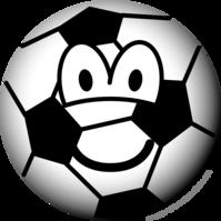 Kleurplaat Over Voetbal Gratis Voetball Emoticon Emoticons Emofaces Com