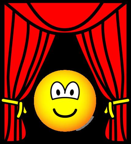 theater emoticon