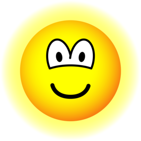 Zon emoticon