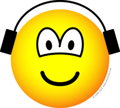 Walkman emoticon