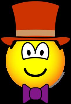 Willy Wonka emoticon