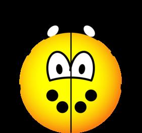 Lieveheersbeestje emoticon