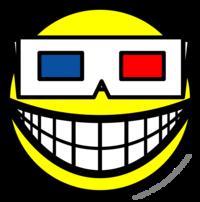 3D bril smile