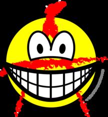 Anarchist smile