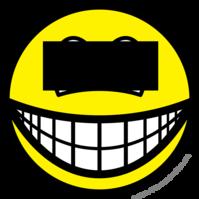 Anonieme smile
