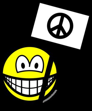 Geen kernwapens smile