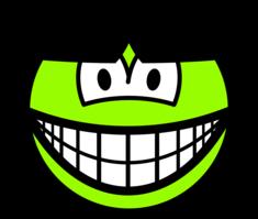 Buttercup smile