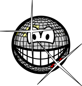 Discobal smile