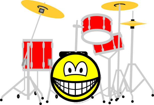 Drumstel smile